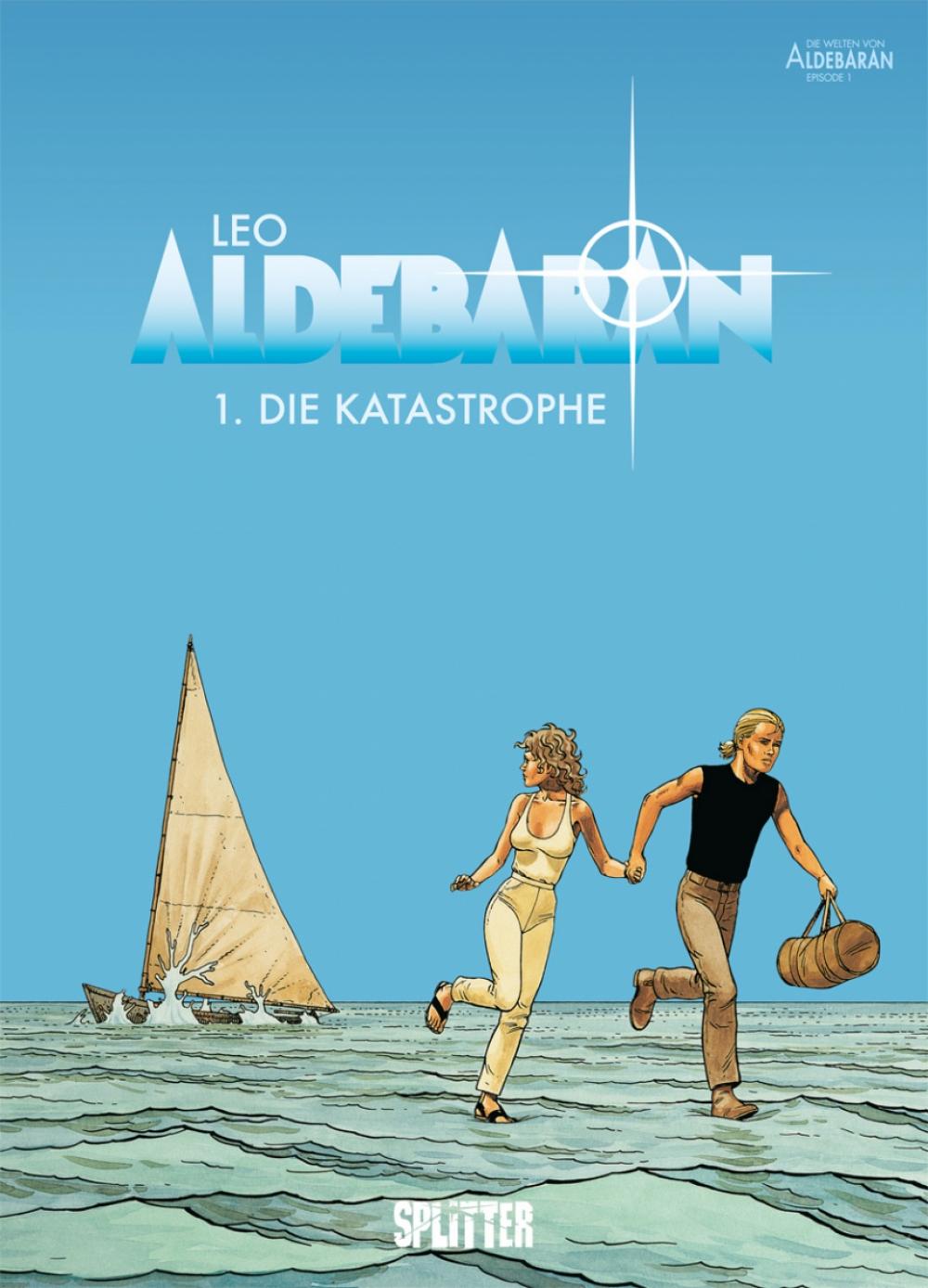 Aldebaran 01 : Die Katastrophe