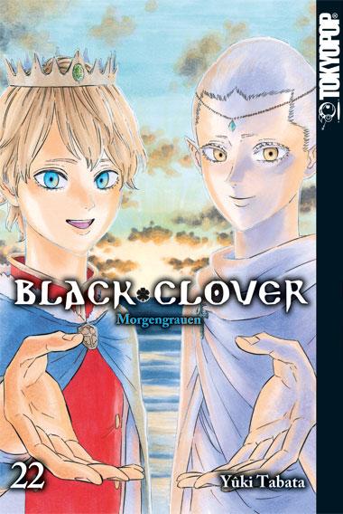 Black Clover 22 – Morgengrauen
