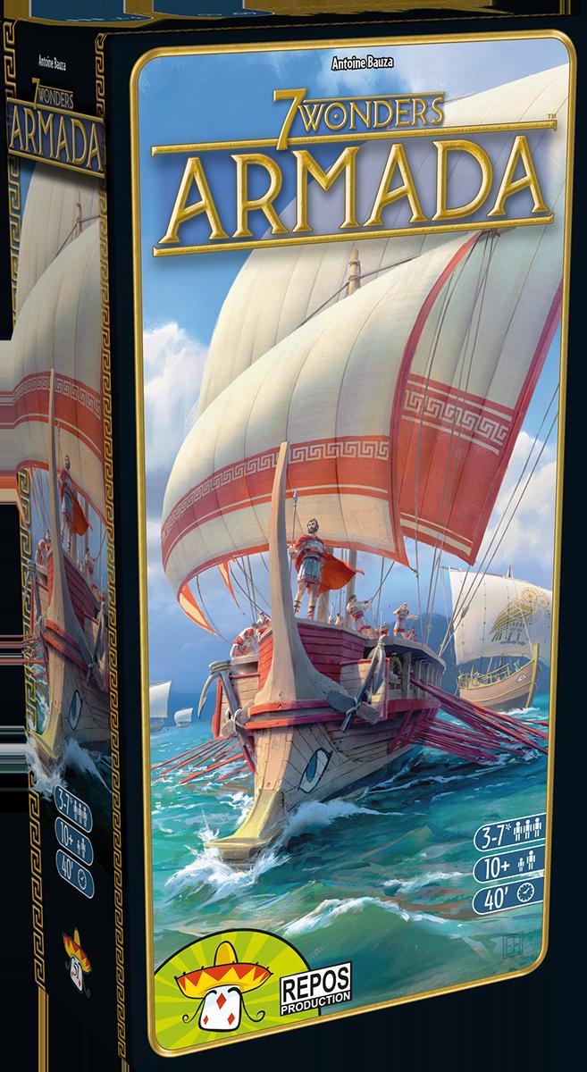 7 Wonders - Armada (Erw)