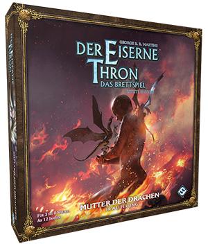Der Eiserne Thron - Mutter der Drachen Erw.