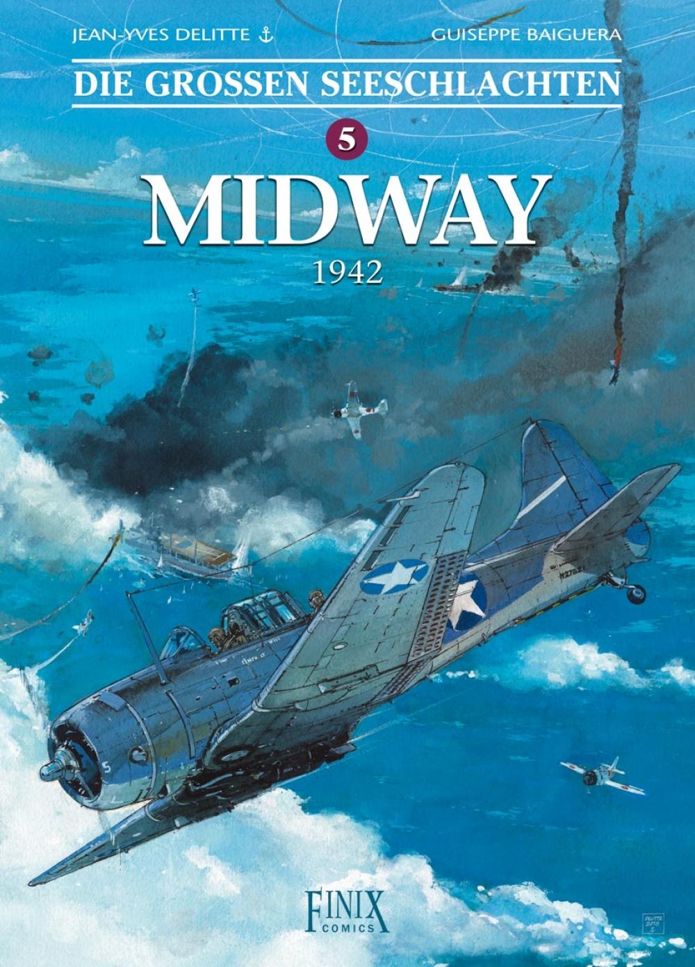 Die großen Seeschlachten 5 : Midway