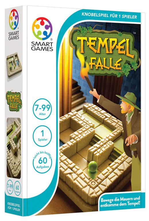 Tempel Falle