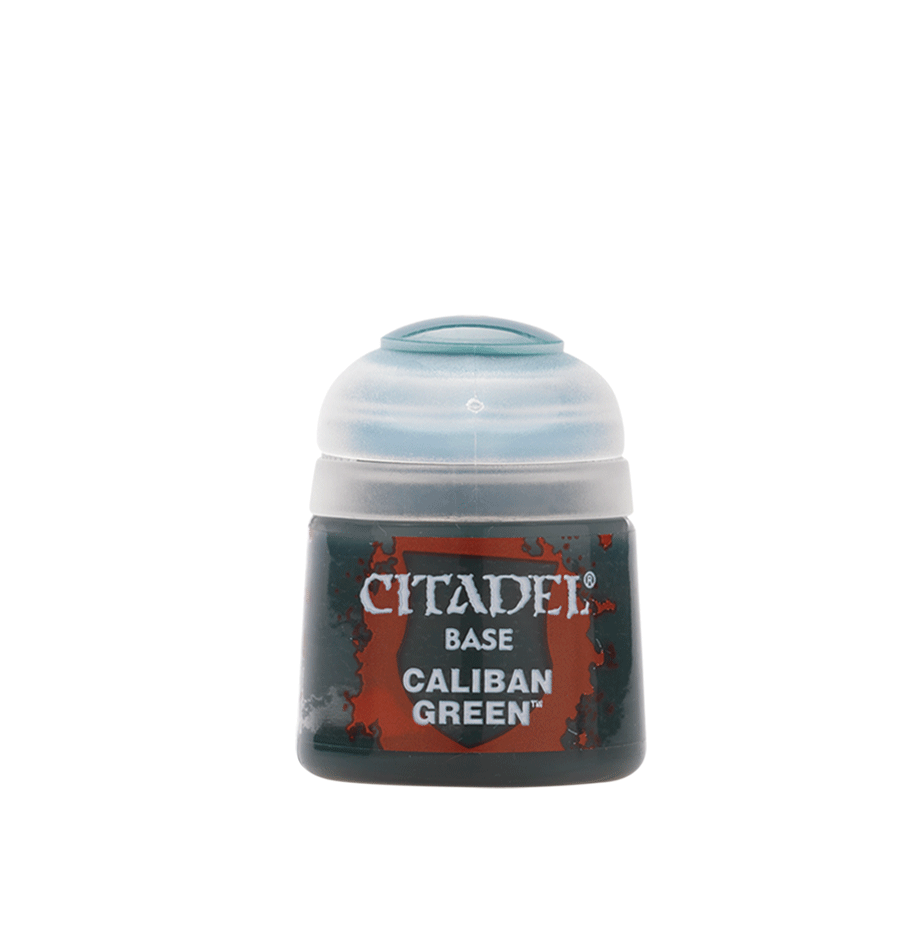 Citadel Base Caliban Green