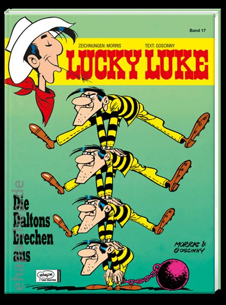 Lucky Luke 17: Die Daltons brechen aus