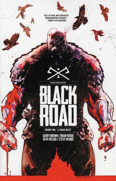 Black Road - Die schwarze Straße 2