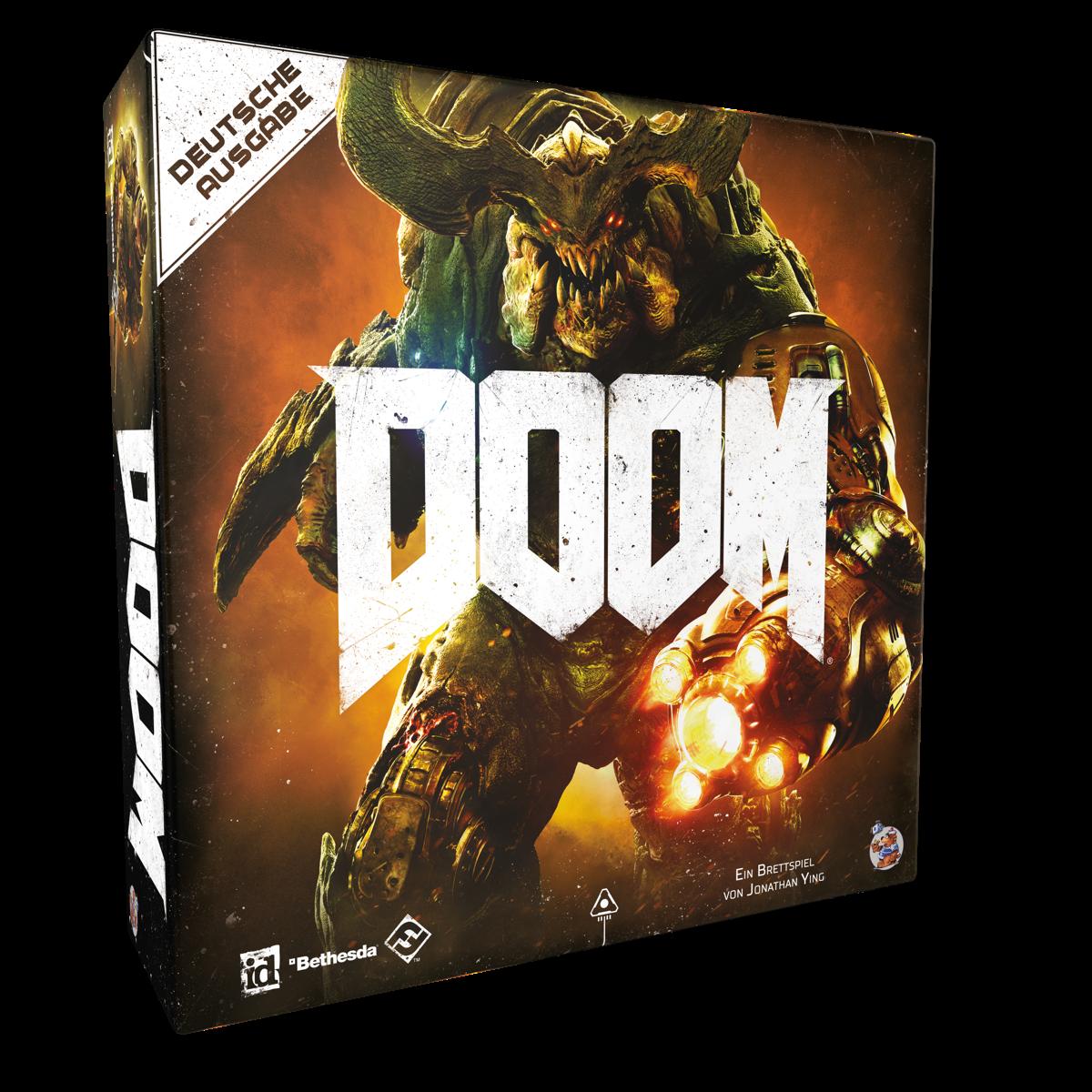 Doom - Brettspiel Neuauflage