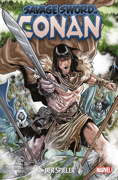 Savage Sword of Conan 2: Der Spieler