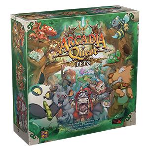 Arcadia Quest - Pets Erweiterung