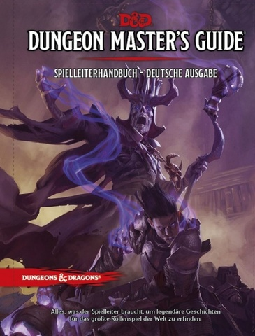 D&D Game Master s Guide - Spielleiterhandbuch (4. Auflage)
