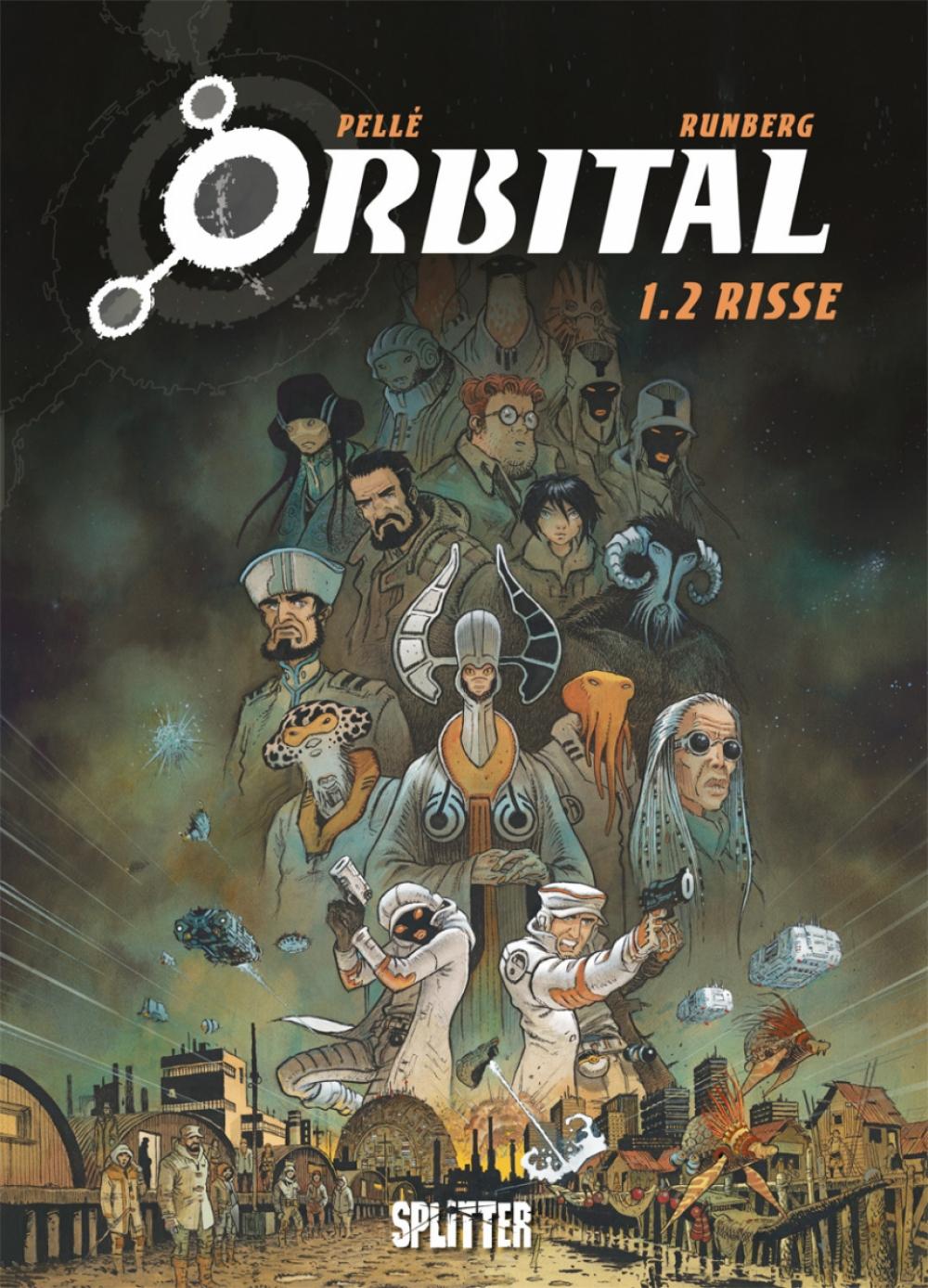 Orbital 1.2 : Risse