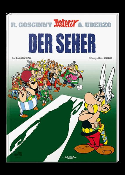 Asterix 19: Der Seher