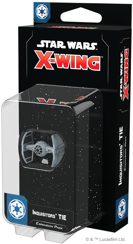 SW: X-Wing 2.Ed. - TIE des Inquisitors
