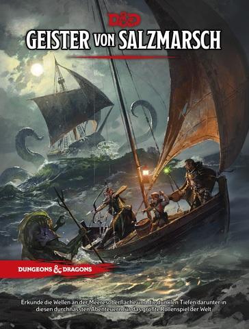 D&D: Geister von Salzmarsch