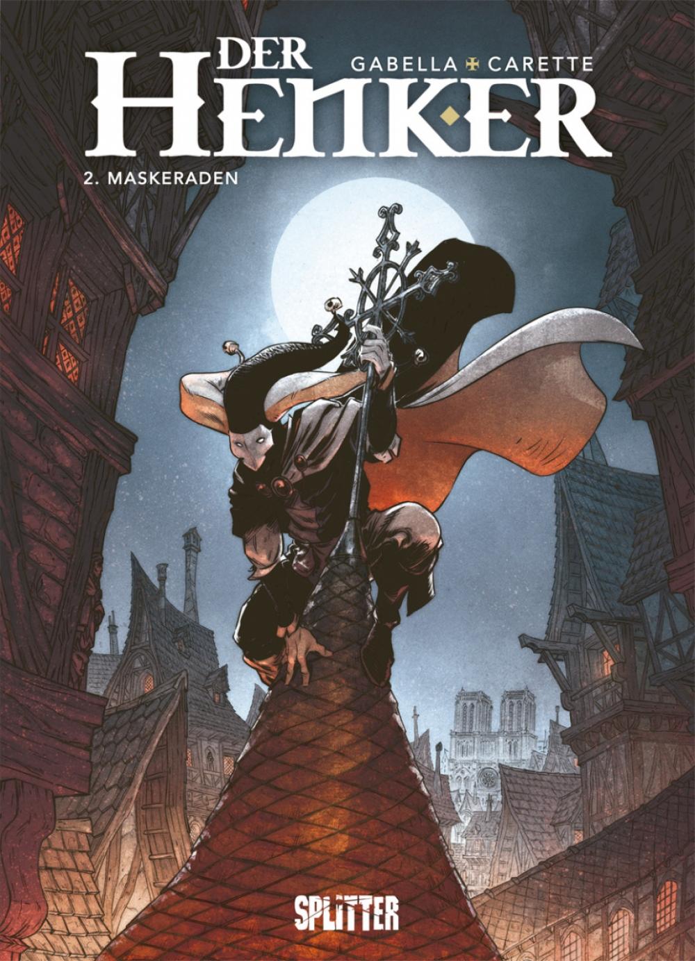 Der Henker 2 : Maskeraden