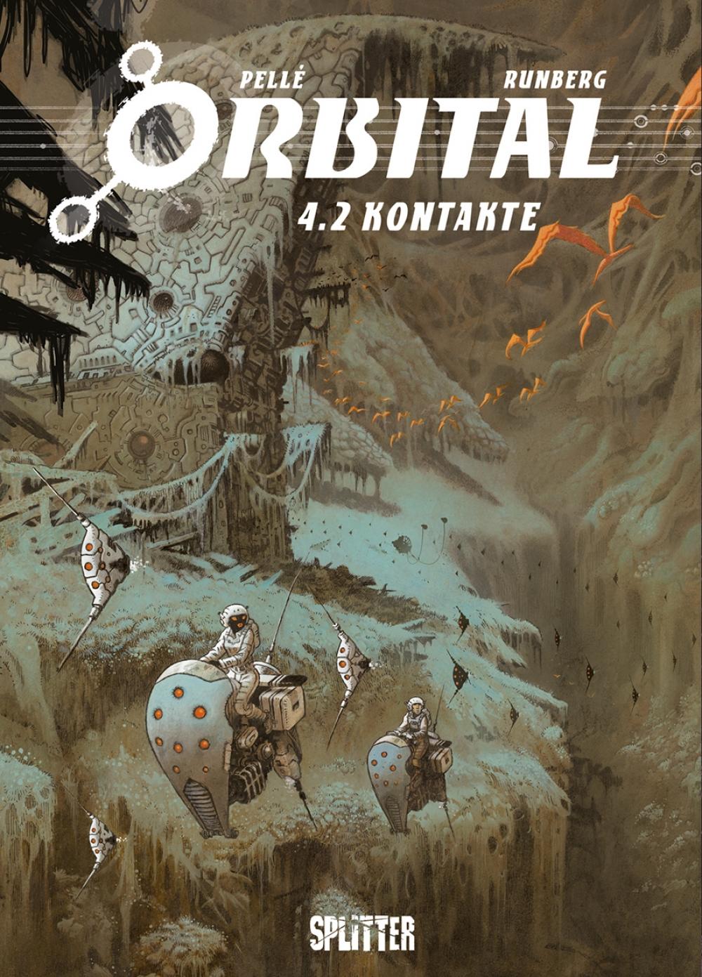 Orbital 4.2 : Kontakte