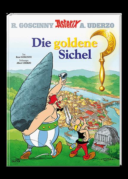 Asterix 05 Sonderausgabe: Die Goldene Sichel