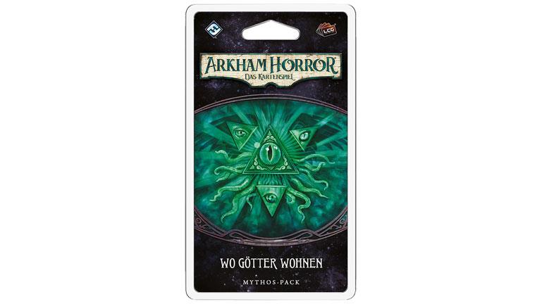 Arkham Horror: LCG - Wo Götter wohnen(TrFr5)