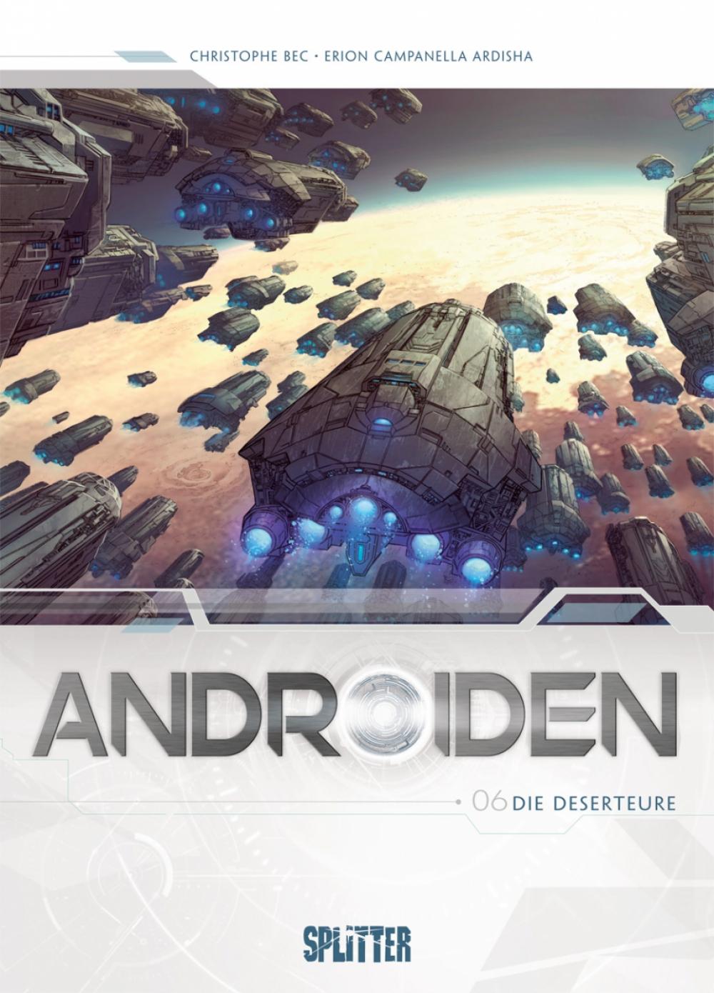 Androiden 06 : Die Deserteure