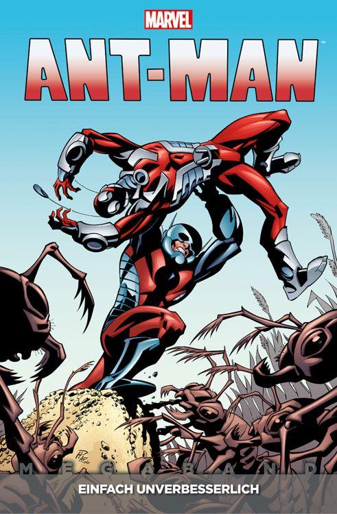 Ant-Man Megaband 1