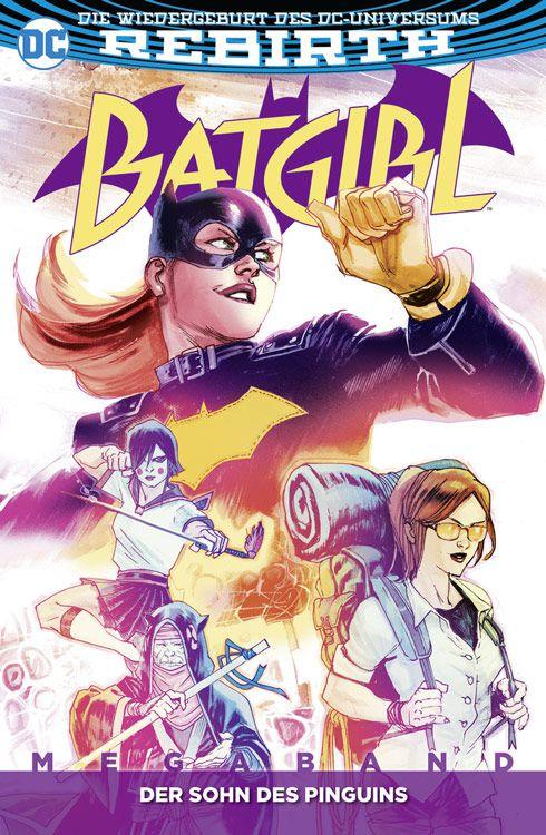 Batgirl Megaband 1: Der Sohn des Pinguins
