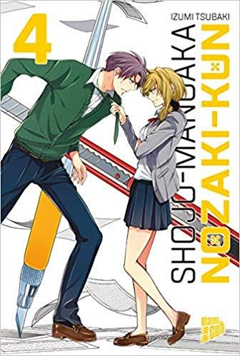 Shojo-Mangaka Nozaki-kun - Band 4