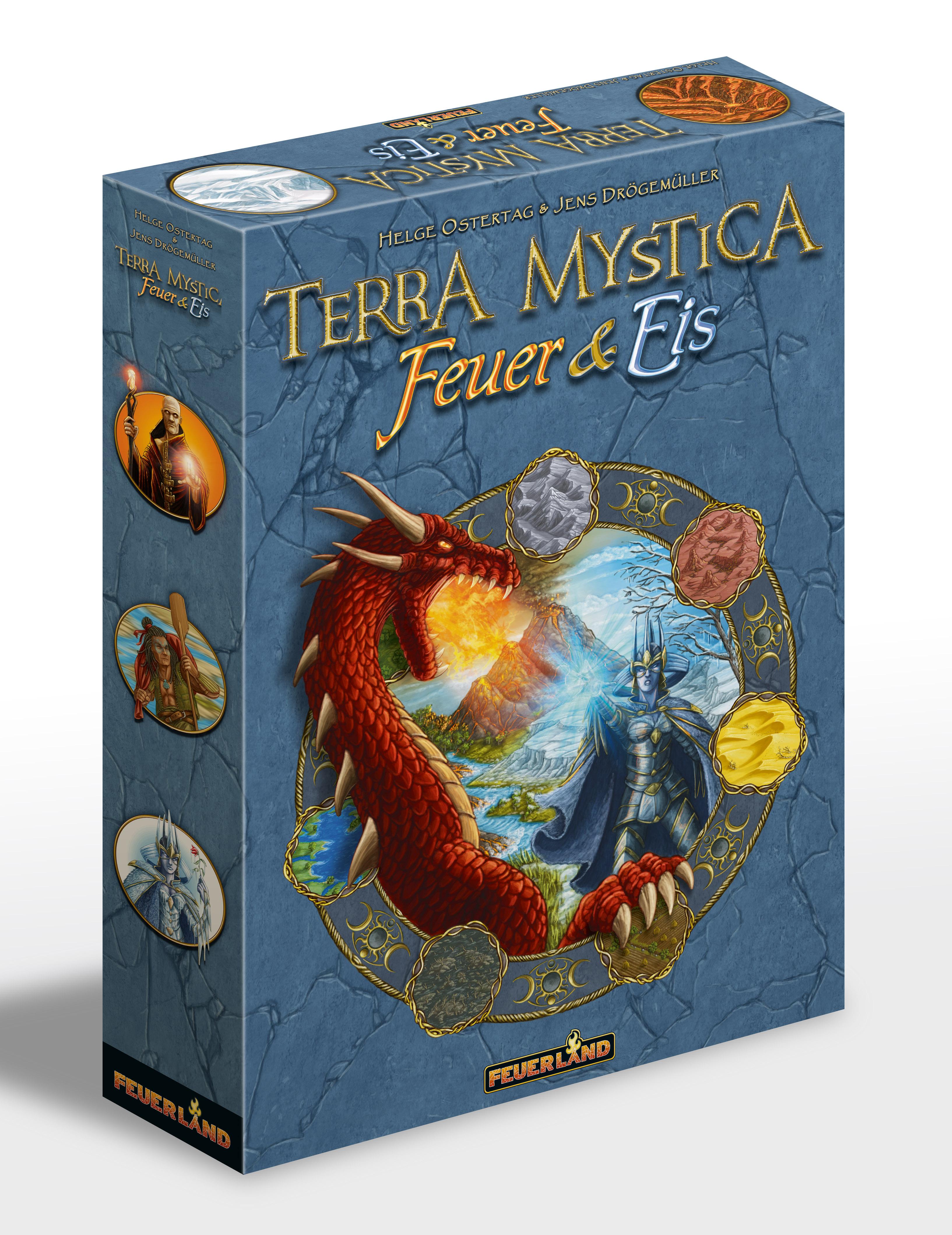 Terra Mystica: Feuer & Eis [Erweiterung]