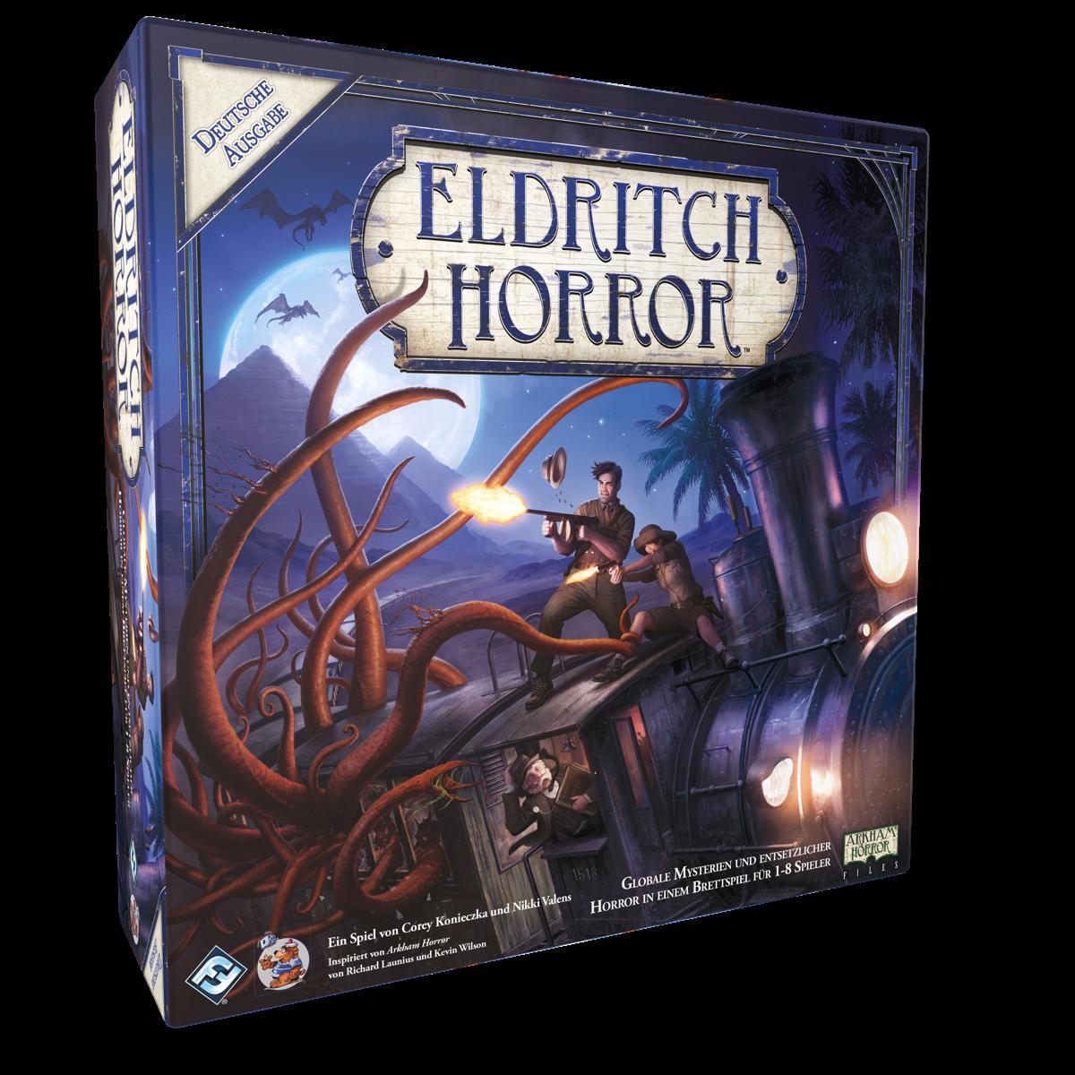 Eldritch Horror - Brettspiel Grundspiel