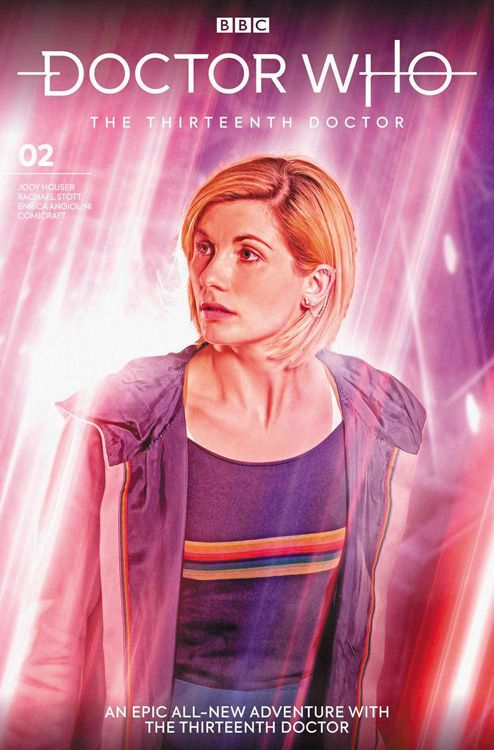 Doctor Who: Der dreizehnte Doctor - Ein neuer Anfang!