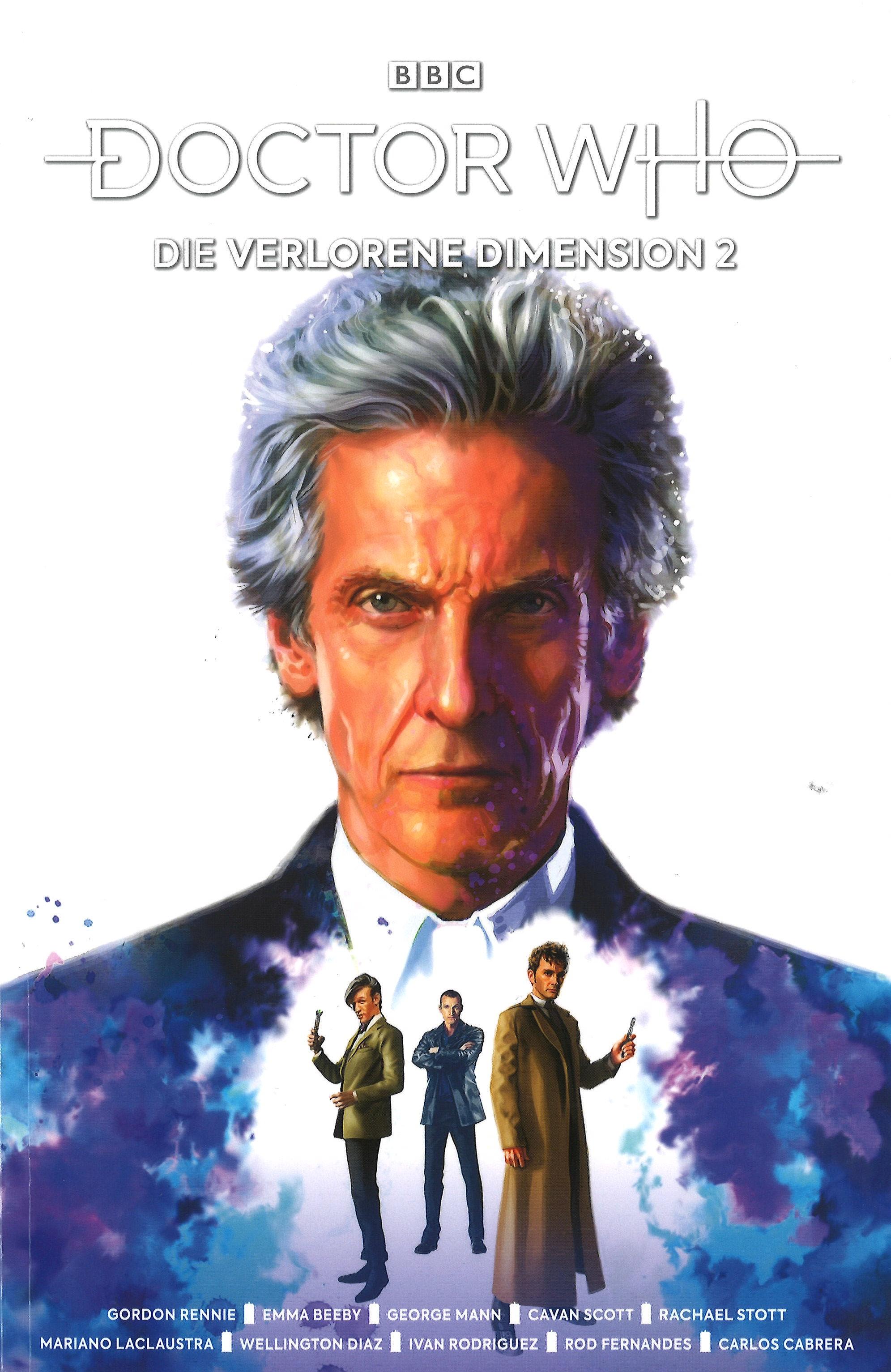 Doctor Who: Die verlorene Dimension 2