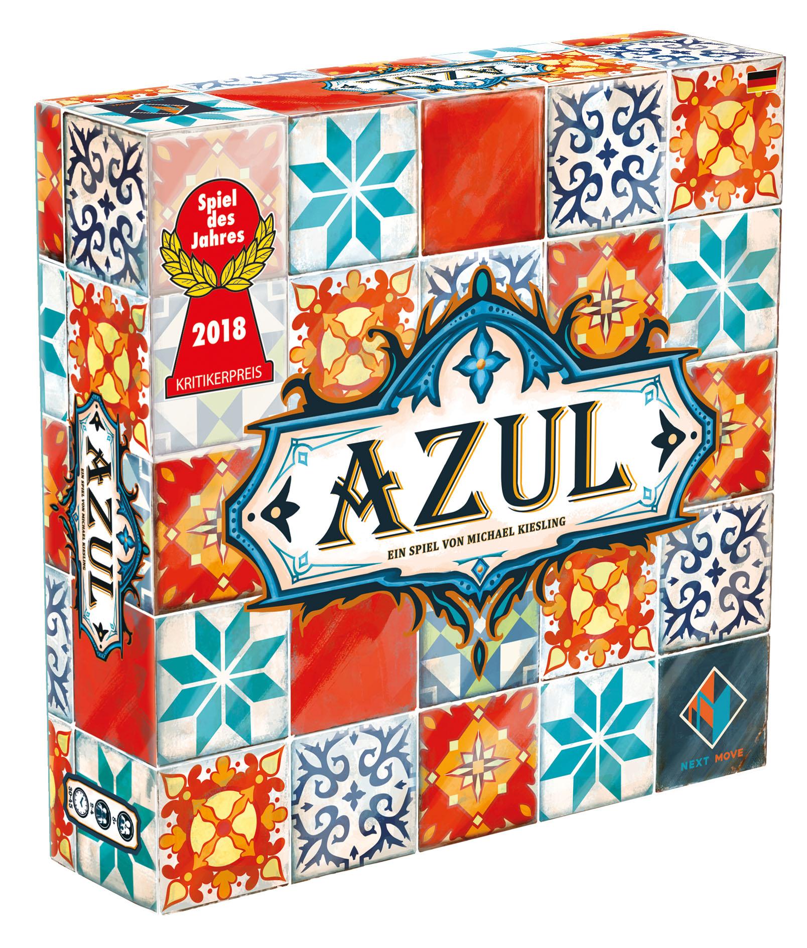 Azul (Next Move Games) *Spiel des Jahres 2018*