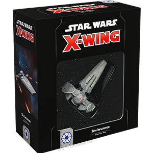 SW: X-Wing 2.Ed. - Sith Infiltrator