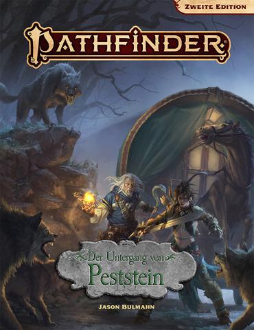 Pathfinder - Der Untergang von Peststein (2. Edition)