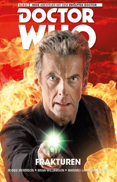 Doctor Who: Der zwölfte Doctor  2-  Frakturen