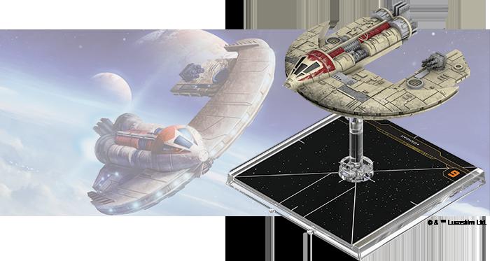 SW: X-Wing 2.Ed. - Vollstrecker Eins