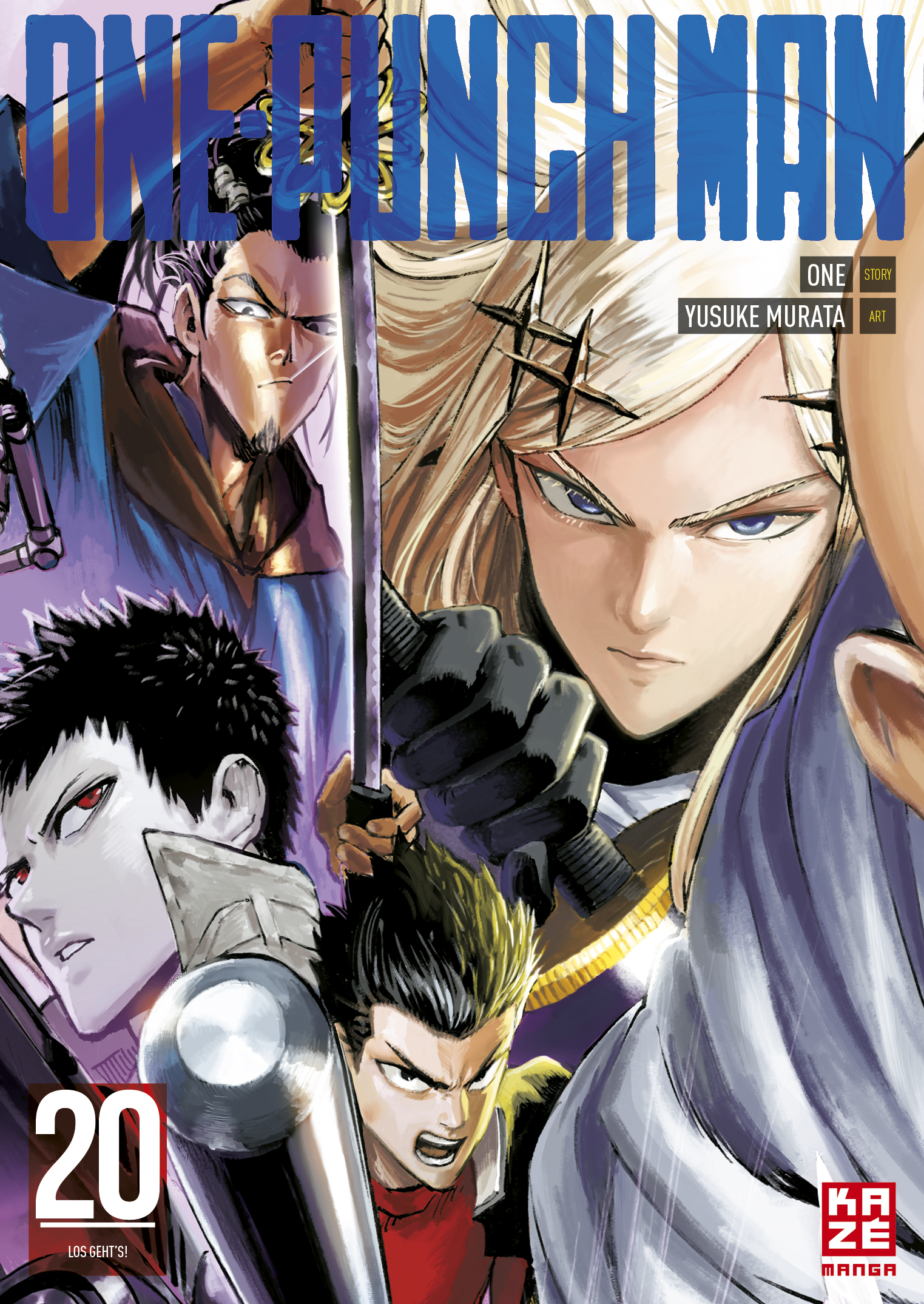 ONE-PUNCH MAN - Band 20