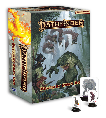 Pathfinder Bestiary Pawn Box