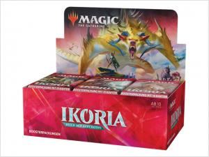 Ikoria: Reich der Behemothss Draft-Booster-Display Deutsch