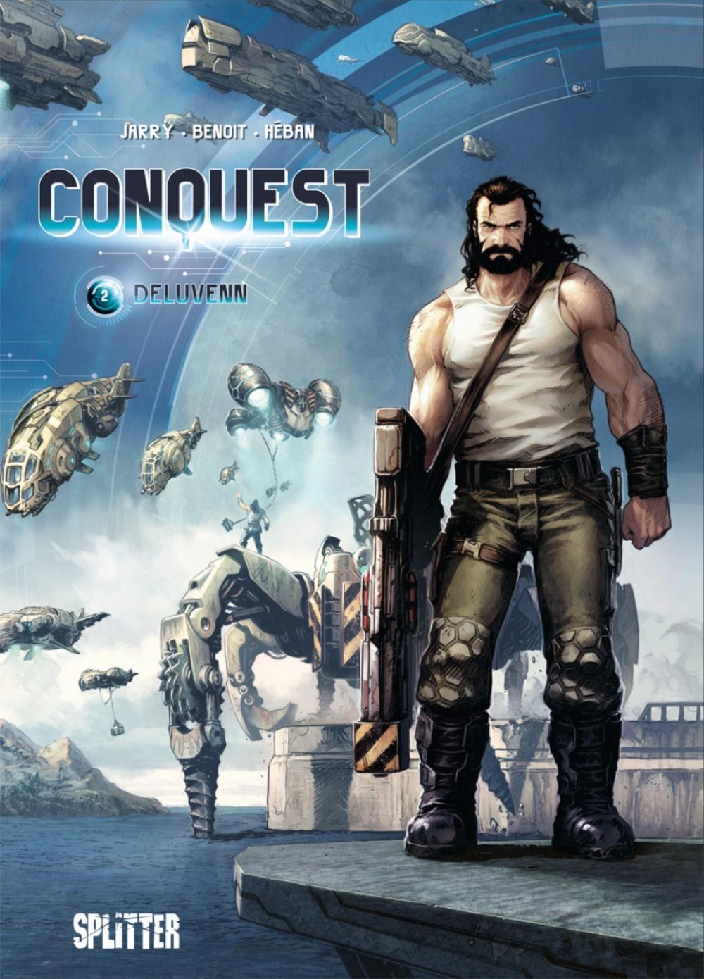 Conquest 2 : Deluvenn