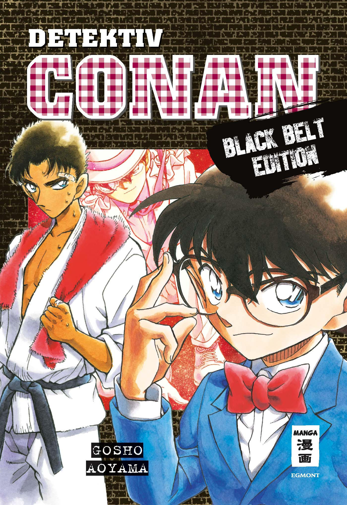 Detektiv Conan - Black Belt Edition
