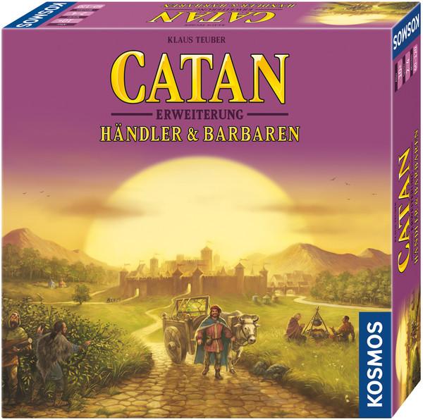 CATAN - Erweiterung - Händler & Barbaren