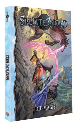 Splittermond: Die Magie - Taschenbuchausgabe