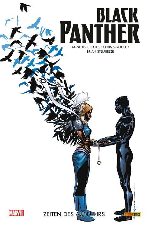 Black Panther 3: Zeiten des Aufruhrs