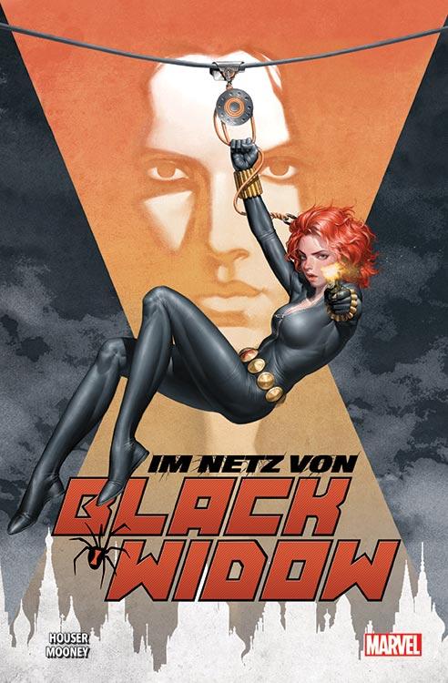 Im Netz von Black Widow