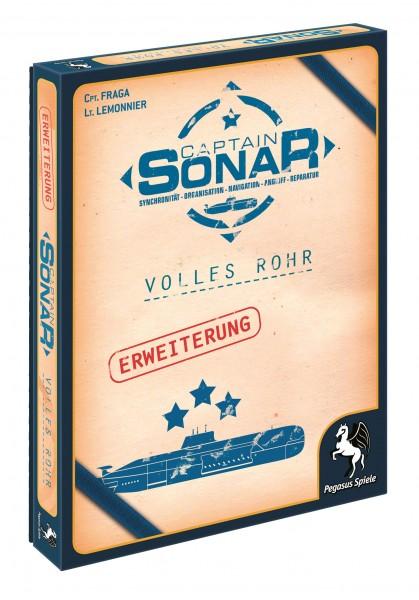 Captain Sonar: Volles Rohr [Erweiterung]