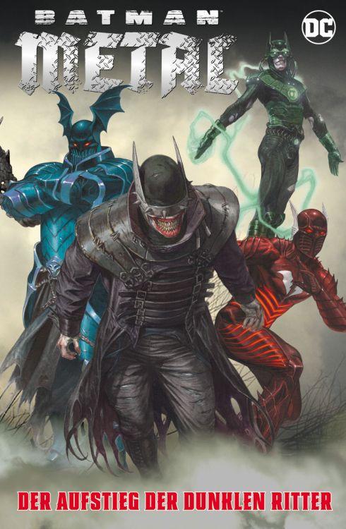 Batman Metal: Der Aufstieg der Dunklen Ritter