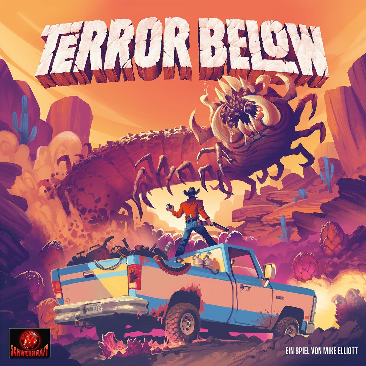 Terror Below