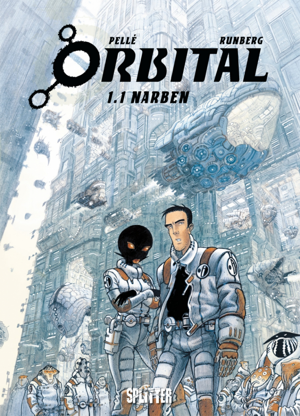 Orbital 1.1 : Narben