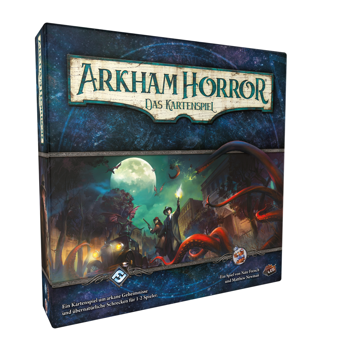 Arkham Horror: LCG - Grundspiel