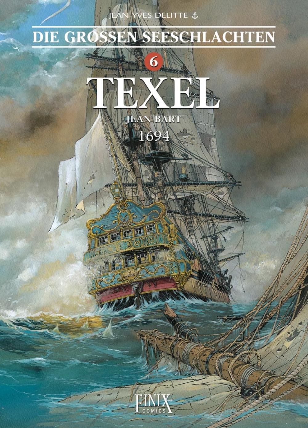 Die großen Seeschlachten 6 : Texel