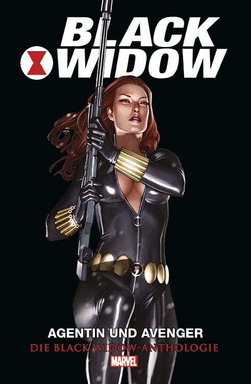 Black Widow Anthologie